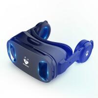 VR眼镜 游戏机rv虚拟现实设备3d手机专用ar一体机华为眼睛头盔头戴式苹果智能立体电影通用电脑版
