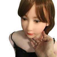 充气娃娃男用自慰器 情趣性用品 智能半实体硅胶1.6cm
