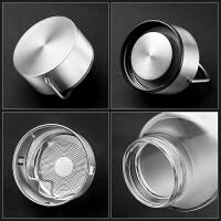 家用便携茶杯透明户外随手杯子大号水瓶大容量玻璃水杯1000ml