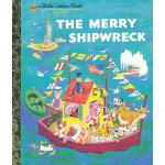 The Merry Shipwreck (Little Golden Book) 快乐的沉船(金色童书) ISBN 9780375868009