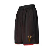 新款篮球短裤男五分裤过膝宽松透气运动跑步速干男子篮球训练裤可定制