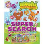 【预订】Moshi Monsters Super Search