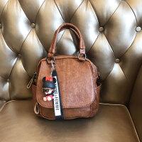 时尚休闲女包2018新款软面韩版双层多用包单肩斜挎包百搭手提包包SN2604
