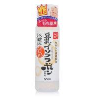 日本莎娜SANA豆乳美肤化妆水保湿爽肤水200ml 清爽型