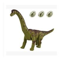 3周岁以上儿童电动玩具会下蛋恐龙音乐灯光投影走路玩具