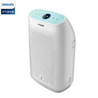 飞利浦(PHILIPS)空气净化器家用 除甲醛雾霾PM2.5 卧室空气净化机 绿色AC1210 一种模式