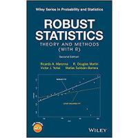 【预订】Robust Statistics: Theory And Methods (With R) Second E