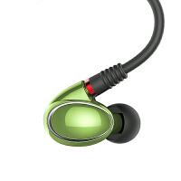飞傲(FiiO)FH1 两单元明眸圈铁入耳式耳机 绿色