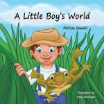 【预订】A Little Boy's World