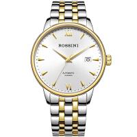 罗西尼(ROSSINI)手表 雅尊商务系列简约机械情侣表