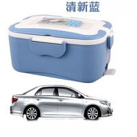 电热饭盒家用车载可插电 加热保温饭盒不锈钢内胆热饭器