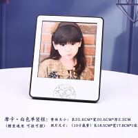 韩版创意婚纱照宝宝相框摆台影楼像框挂墙7寸10寸照片定制刻字