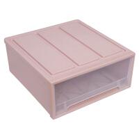 多层衣服储物箱塑料收纳箱抽屉式收纳箱透明衣柜收纳盒衣物整理箱