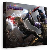 现货复仇者联盟4终局之战电影艺术画册设定集漫威 英文原版Marvel's Avengers: Endgame 漫威Ma