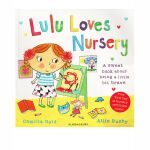 【顺丰速运】英文原版 Lulu Loves Nursery 露露爱幼儿园 Lulus大明星系列 0-3-6岁低幼儿童情