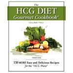 【预订】The Hcg Diet Gourmet Cookbook Volume Two