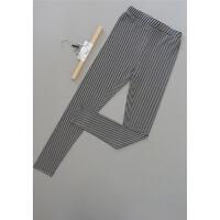 记[F14-220]专柜品牌正品新款女装小脚裤子打底长裤0.16KG