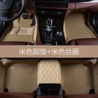 2018款宝马5系脚垫530LI525li528lix6x5x1专车全包围汽车脚垫