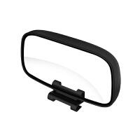 汽车后视镜加装镜教练镜倒车辅助镜盲点镜大视野镜上镜可调角度