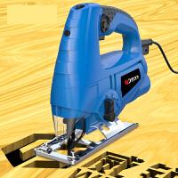 【支持礼品卡】电动曲线锯家用电锯多功能拉花钢丝线锯DIY切割机木工工具 n2o