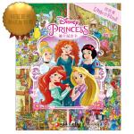 新书--找找看・迪士尼公主(绘本) 本书编写组,迪士尼故事书艺术组 绘,张喜彦 9787549952441