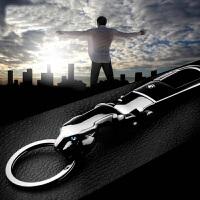 宝马5207系X1X3系X6X5系豹汽车钥匙扣男士腰挂汽车钥匙挂件 酷黑色豹子