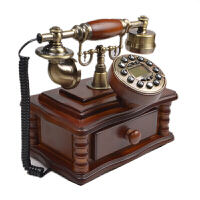 仿古电话机欧式老式复古电话机时尚座机
