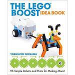 【预订】The Lego Boost Idea Book: 95 Simple Robots and Clever C