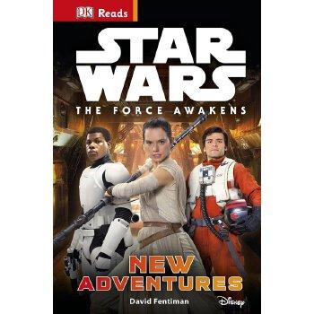 DK ReadsStar Wars The Force Awakens ? New Adventures