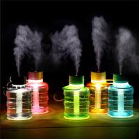 水桶汽车加湿器 车用空气净化器车载加湿器喷雾迷你车内除味
