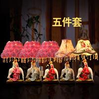 送闺蜜结婚礼物创意实用新婚礼品欧式婚庆情侣灯饰家居摆件