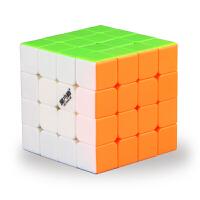 魔方4阶顺滑魔方玩具套装全套魔方格无缺四阶磁力魔方