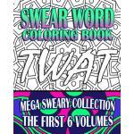 【预订】Swear Word Coloring Book: Mega Sweary Collection (the F