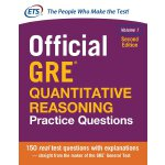 Official GRE Quantitative Reasoning Practice Questions 英文原版
