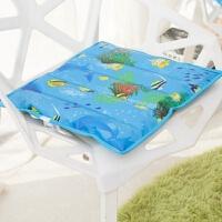 散热冰一夏垫子凳子凝胶冰垫 坐垫冰凉垫加水家用超大坐垫