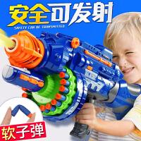 电动连发软弹枪儿童玩具枪水弹抢狙可发射子弹安全男童手枪男孩子