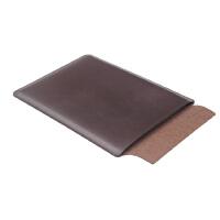 轻薄新款苹果平板电脑保护套 iPad air 10.5寸皮套 直插袋 内胆包 黑色 单机版