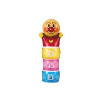 送充气筒面包超人不倒翁吸引爬行怎么拨都不会倒沙沙球玩具充气球 充气摇摇乐 送气筒