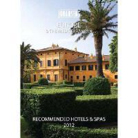 【预订】Cond' Nast Johansens Recommended Hotels and Spas Europe