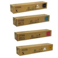 原装正品 Fuji Xerox富士施乐 C3055粉盒系列 CT200895黑色 CT200896青色 CT200089