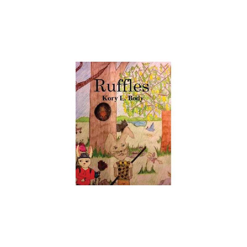 【预订】Ruffles9781630842987 美国库房发货,通常付款后3-5周到货!