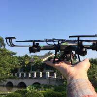 航拍无人机14岁男孩玩具易上手大号遥控飞机充电动四轴飞行器