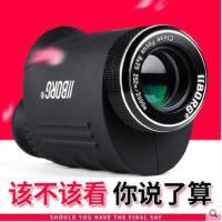 户外运动装备单筒望远镜高清高倍10000夜视户外超远观鸟镜摄像机式手机摄影
