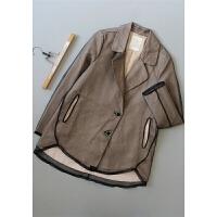 [X243-810]春女装短款上衣时尚短外套58