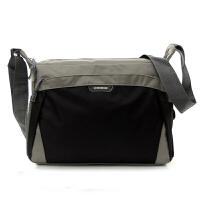 男女通用旅行包 防水包单肩包斜挎包 户外运动女包斜跨尼龙布包