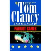 【二手旧书9成新】Patriot Games 爱国者游戏 Tom Clancy(汤姆・克兰西) 97804251097