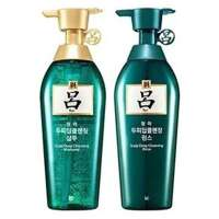 韩国进口绿吕洗护套装一洗一护400ML*2