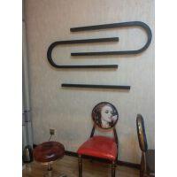 铁艺指甲油甲胶架子 美甲挂墙上货架化妆品展示U型置物架壁挂