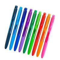 uni三菱Signo RT1中性笔 UMN-155-05中性笔  按动式水笔 0.5mm中性水笔 UMN-155彩色中性笔