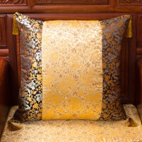 中式抱枕靠垫中风仿古典客厅实木家具靠背扶手腰枕沙发抱枕